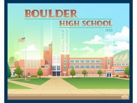 Boulder High School