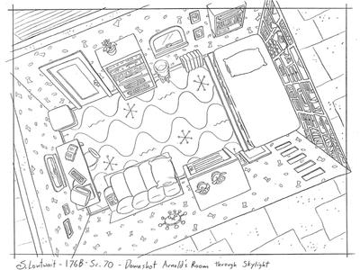 arnold 39 s room by steve lowtwait dribbble