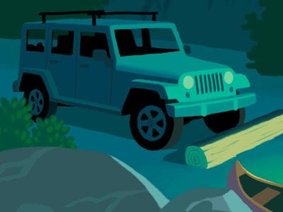 Good Night, Jeep