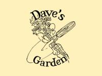 Dave's Garden Logo redesign