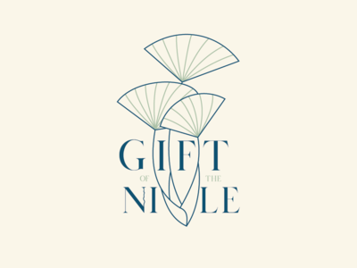 Gift of the Nile Logo