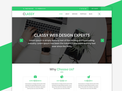 Landing page landing page web design webdesign graphicdesign design