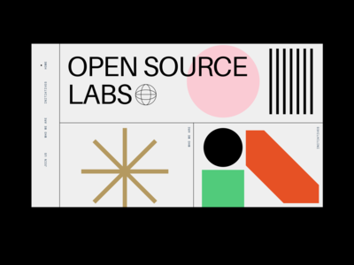 OpenSource Labs® elvisbenicio inspiration website interface opensource