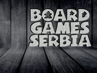 Logo Board Games Serbia