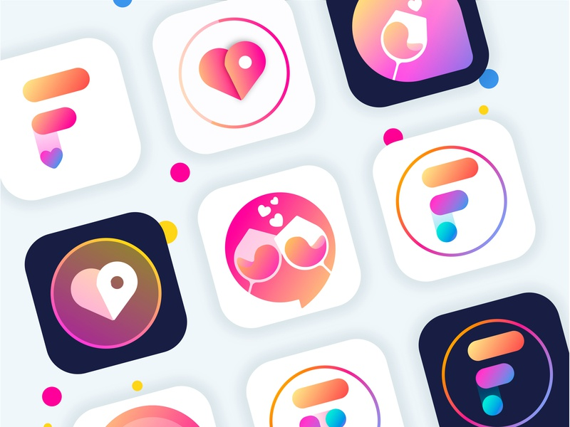 best logos for dating apps