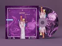 Social Media - Album Cover Design