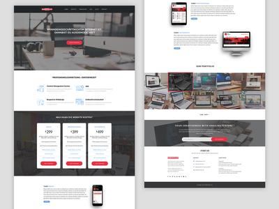 Website German web Studio