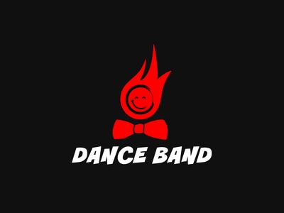 """Logo """"Dance Band"""""""