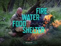 Ed Stafford - Home Hero