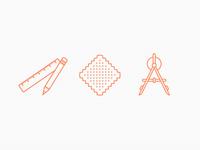 Craftsmanship Icons