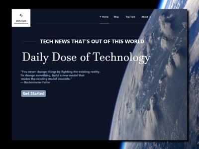 Daily Web/UI Design | 01