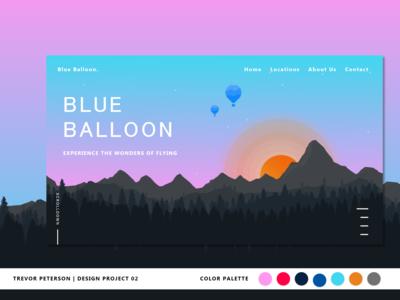 Daily Web/UI Design | 02