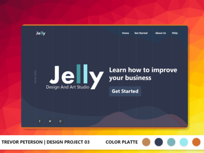 Daily Web/UI Design | 03