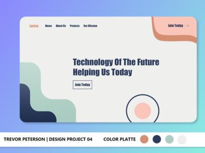 Daily Web/UI Design | 04
