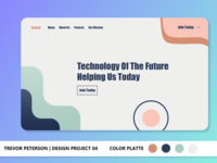 Daily Web/UI Design   04