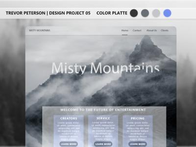 Daily Web/UI Design | 05