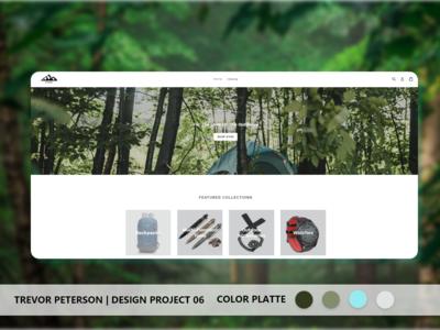 Daily Web/UI Design | 06