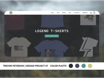Daily Web/UI Design | 07