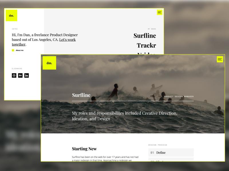 dm. design prototype daily design minimal ux ui ui design daily ui concept website ux design web design