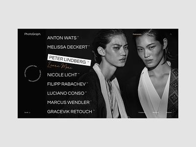 Photograph. photograph photography art webdesign minimal vector typography website web ui ux design