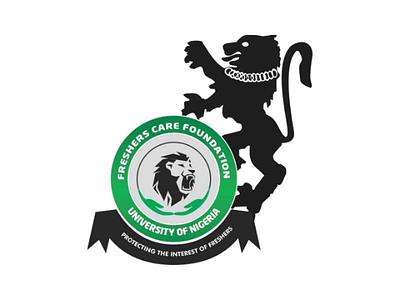 FCF Logo design graphic design emblem combination mark branding logo design