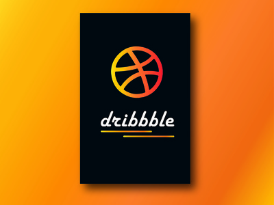 dribbble in my perspective