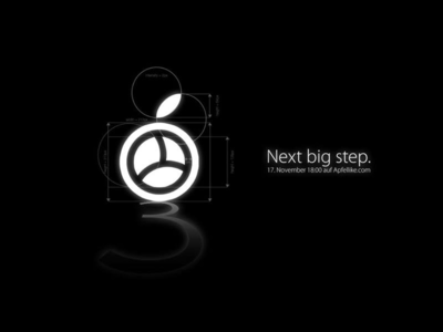 Apfellike 3.0 - Next big step.   Invitation cover