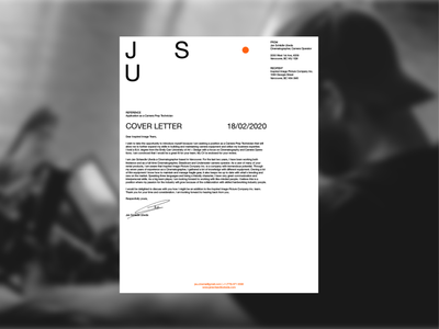 JSU Cinema Branding
