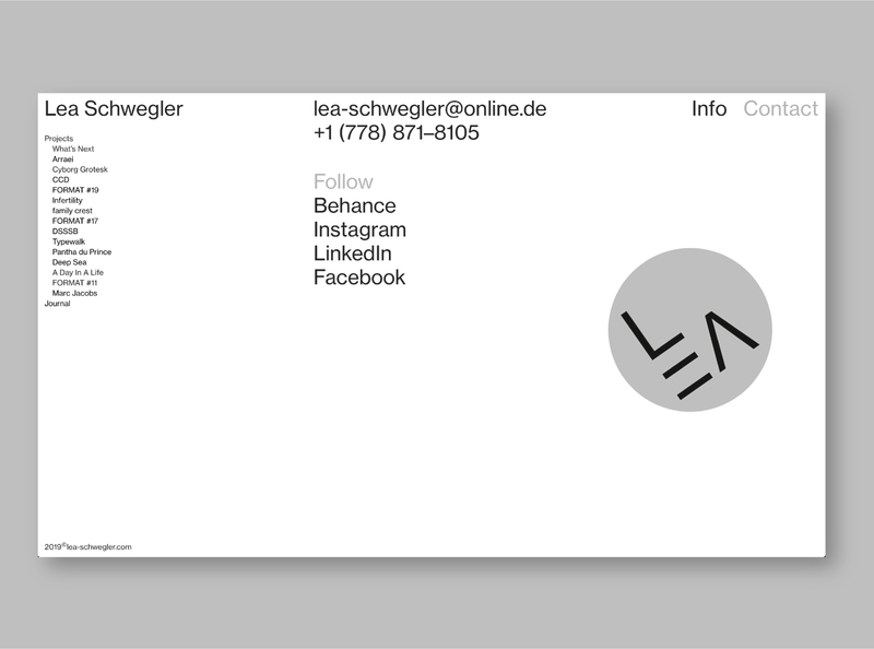 LEA – Website