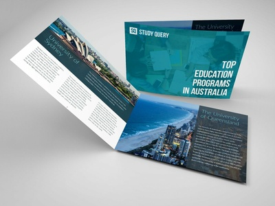 Study Query - Brochure Design