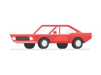 Classic Car - Mustang