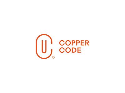 Copper Code ksa saudi saudi arabia coffee bar coffee design logo