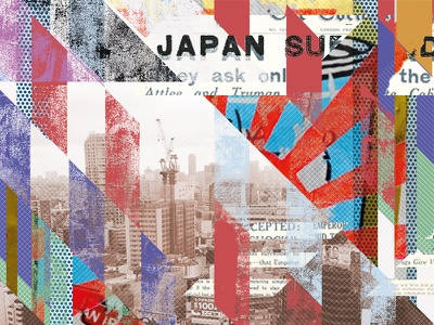 Japan  apparel graphic