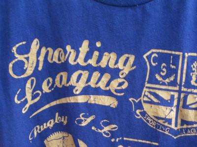 apparel graphics preppy collegiate varsity t-shirt