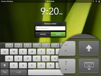 WebOS Keyboard