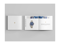 Rolex Product Booklet