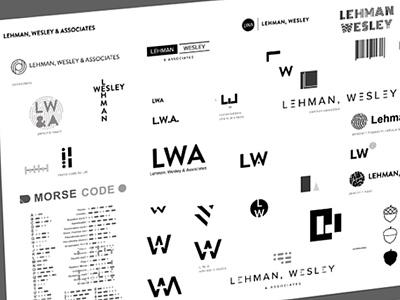 Brand identity exploration brand identity process identity logo branding