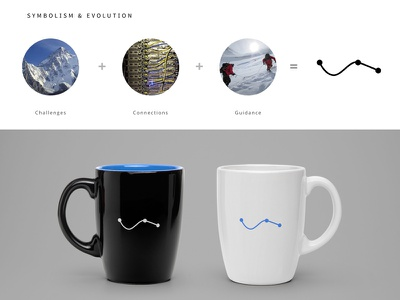 Alternative brand direction symbolism logo brand identity branding
