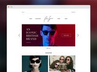 RetroSpecs website