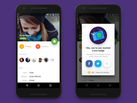 Profile Screen — Chat [Android App]