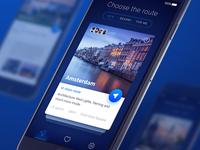 Route me — iOS app