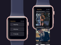 Stylisto — Watch App [watchOS app]