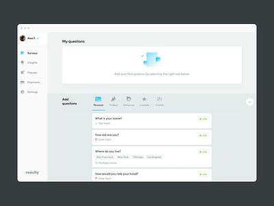 Dashboard —WEB ux ui question admin web dashboard