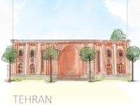 Iranebastan museum