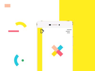 Projekcje Design Conference 2016 / Webdesign