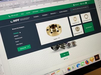 MPF e-commerce store