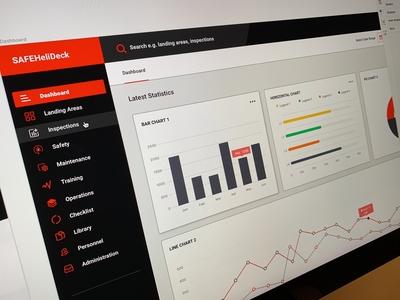 SAFEHeliDeck Management Software