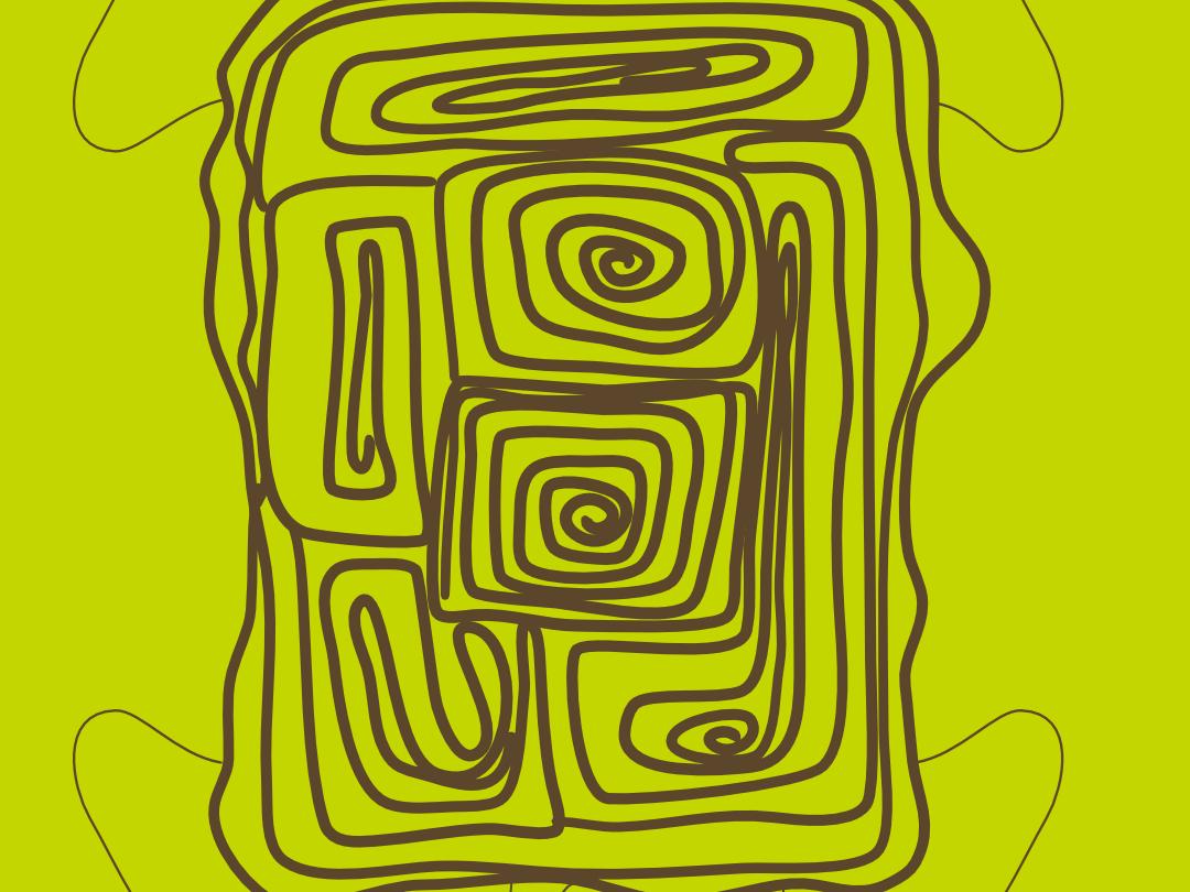 Turtle affinity drawing illustration beeatrix-design affinitydesigner vector turtle