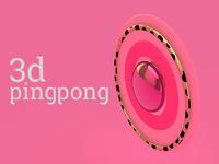3d Pingpong Circle