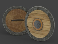 Viking Shield Games Assets